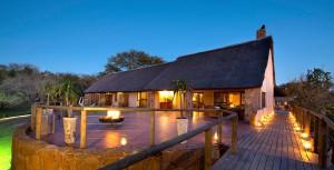 Thaba Khaya Lodge Fire Place