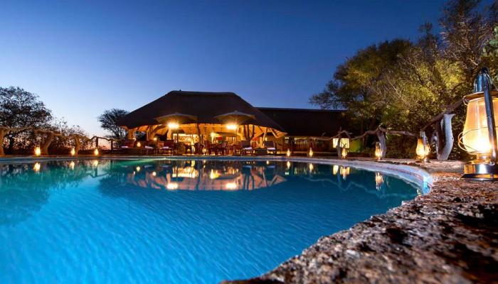 Thaba Khaya Game Lodge Pool