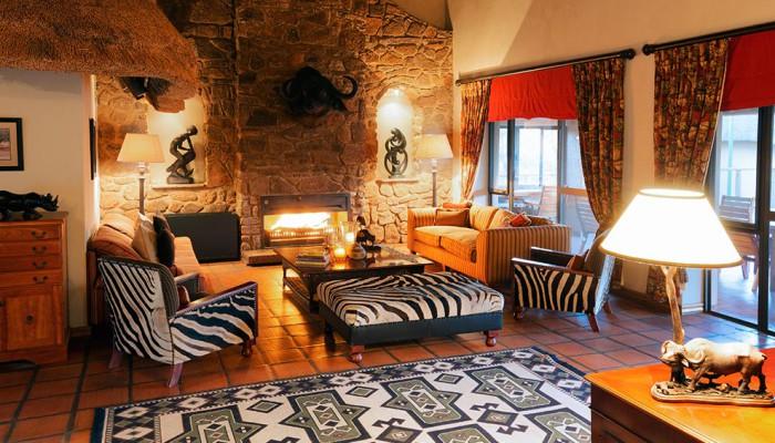 Thaba Khaya Lodge Lounge