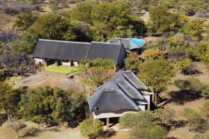 Thaba Khaya Lodge Aerial