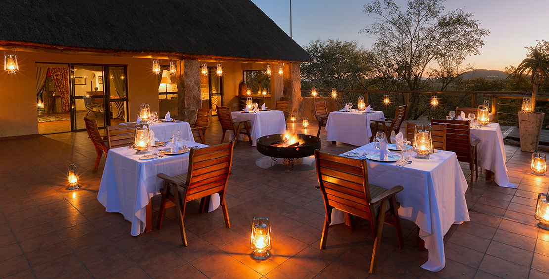 Corporate Functions and Team Building at Thaba Khaya Lodge