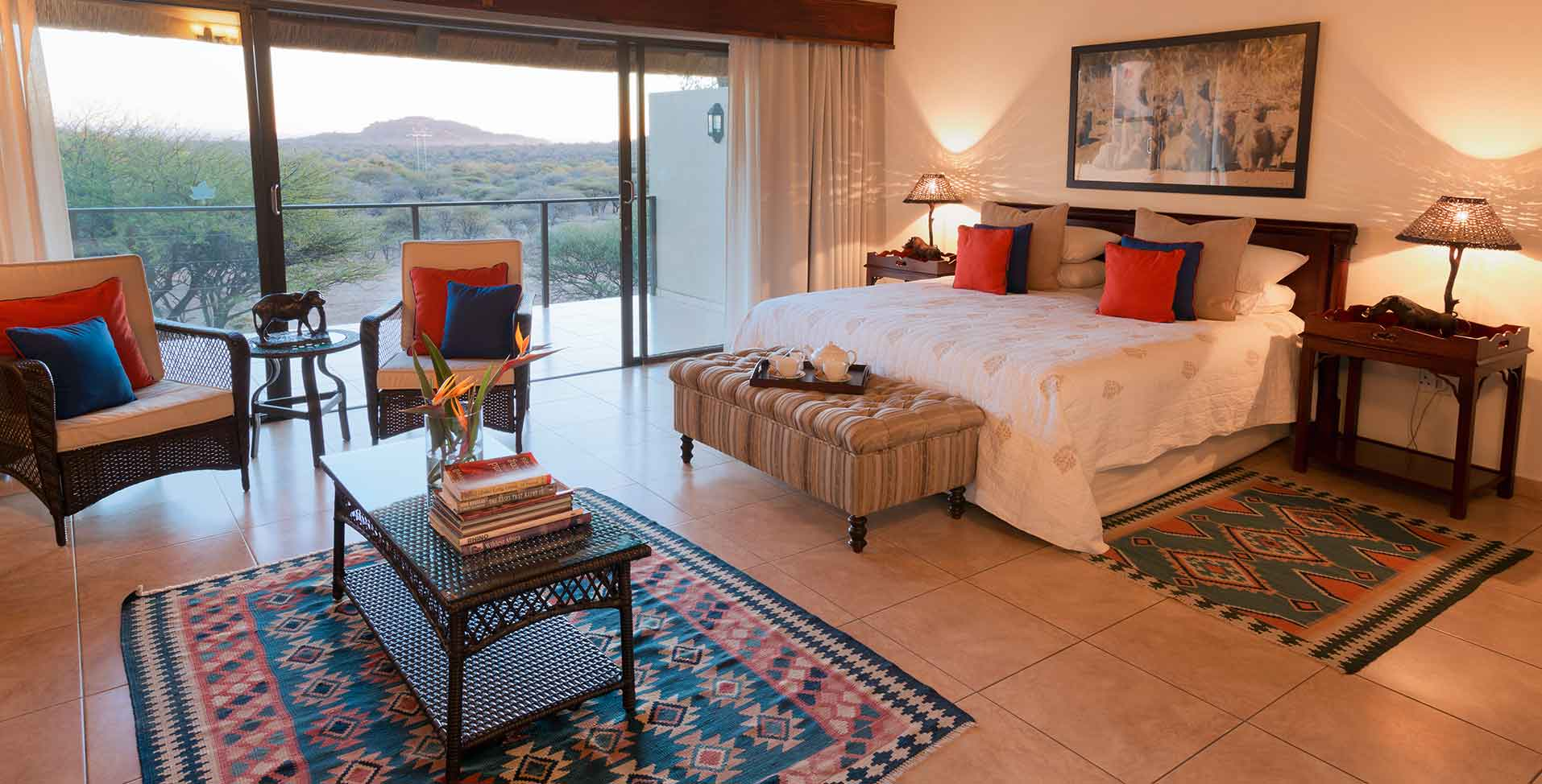 Game Lodge Luxury Suites