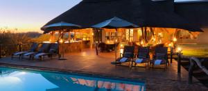 Pool Lapa at Thaba Khaya Game Lodge