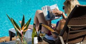 Thaba Khaya Lodge Relaxing-at-the-pool
