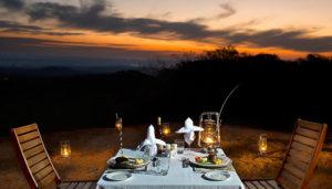 Thaba Khaya Dinner In The Bush